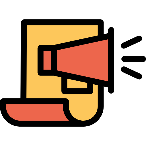 announcement archives icon